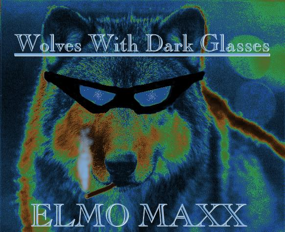 Wolves With Dark Glasses Audio Cassette